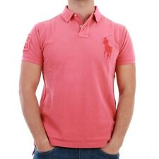 Ralph Lauren Polo Shirt - Tonal Big Pony - Lachs