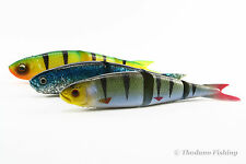 Savage Gear Soft 4Play Loose Body 8cm 9,5cm 13cm 19cm Gummifisch Shad