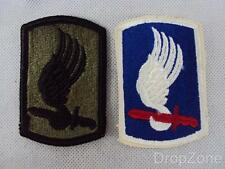 US Army 173rd Airborne Insignia Division Patch / Cloth Badge