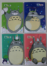 My Neighbour Totoro Colourful Notebook Anime Studio Ghibli Notepad Diary Journal