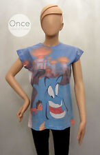 Primark Official Ladies DISNEY ALADDIN & GENIE CHARACTER T Shirt