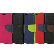 Wallet Style premium flip cover for Samsung Galaxy Grand Prime G530H G530 Mobile
