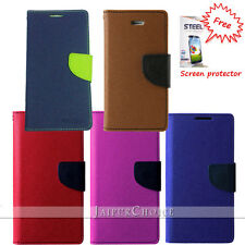 Samsung Galaxy Note 3 Neo n7505 n7502 Flip Cover, Leather flip + Screen Guard
