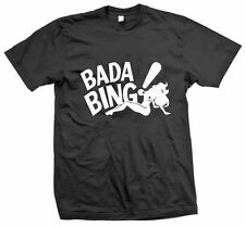 Sopranos Bada Bing T-Shirt S-XXXL.Mafia The Sopranos TShirt Strip Club HBO Tony