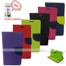 Wallet style flip cover for Samsung Galaxy Grand Duos Neo i9080 i9082 i9060