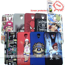 Samsung Galaxy Note 3 Neo n7500 n7505 Back case, Designer Cover + Screen Guard