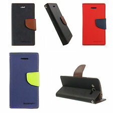 Mercury Diary Wallet Flip Case Back Cover for Samsung Galaxy Grand 2 Goospery