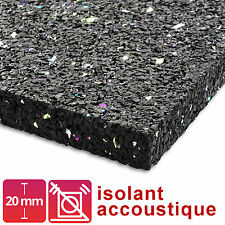 tapis amortisseur vibration voiture anti bruit isolant type c 30 cm x 50 cm ebay. Black Bedroom Furniture Sets. Home Design Ideas