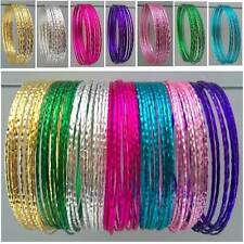 Indien Lot De Bracelets Ø6,5cm Bijoux Bollywood Choorian