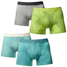 PUMA Boxer, 4er Pack Herren  Boxershorts, Sport Lifestyle, Pants, Mode, Fashion