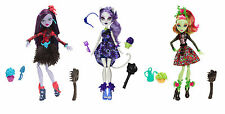 Monster High Gloom & Bloom Doll - Venus McFlytrap Catrine DeMew Jane Boolittle