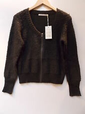 Yaya Knitted Bomber BNWT Designer Womens Cardigan Knitwear Clothing