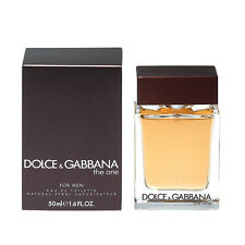 DOLCE&GABBANA - THE ONE FOR MAN - EAU DE TOILETTE - EDT - PROFUMO UOMO