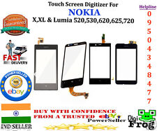 Touch Screen Digitizer Glass Pad For Nokia Lumia 520 620 625 720 & X XL RM-1030