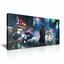 BLADE RUNNER Canvas Framed Print Wall Art ~ More Size