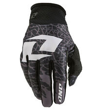 One Industries Handschuhe MX MTB Motocross Enduro Quad Zero Tile - Black Neu