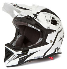 Airoh Downhill-Helm MTB Downhill Freeride BMX Fighters Millenium - Gloss Neu