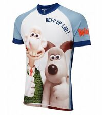 Foska Wallace and Gromit Kids Cycling Jersey