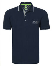 Hugo Boss Green Label Herren Polo Shirt Big Farbe Navy Gr. S-XXL NEU&OVP BIG