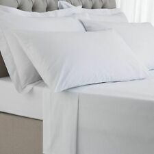 SHEET SET 1FITTED 1FLAT 1& 2 PILLOWCASE  EASY CARE PERCALE 180 THREAD  BED LINEN