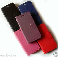 Wallet Style Flip Back Cover Case For Micromax YU Eureka AQ5510
