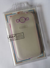 SEMI TRANSPARENT BACK COVER CASE FOR SAMSUNG GALAXY GRAND DUOS/NEO