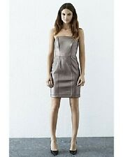 WAREHOUSE Iridescent Bandeau Dress Sizes 10 & 14 RRP £65