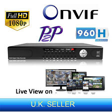 8 Channel 1080P full HD 960H ONVIF P2P NVR Network Digital Video Recorder HDMI