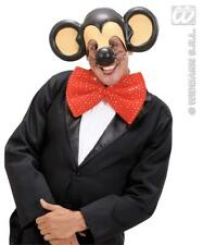 Mouse Mask Half Head Hat Cartoon Mickey Ears Nose Minnie Party Birthday