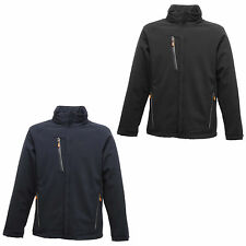 Mens Regatta Stretch Warm-back Apex Waterproof And Breathable Jackets Size S-3XL