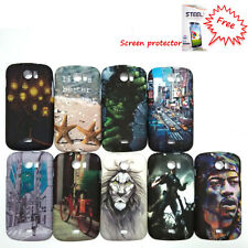 Micromax Canvas 2 A110 Cover, A110 Case, Designer Rubber Case+ Free Screen guard