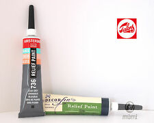 Amsterdam Relief Paint (Ex Decorfin Relief Paint) - Cerne pour contours - 20ml
