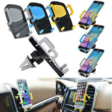 Universal Car Air Vent Port Stand Mount Holder For iPhone 4 5 6 Android Phones