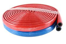 EXTERNAL INSULATION FOR USE WITH PEX AL PEX,COPPER,PLASTIC PIPE 10 METER LONG