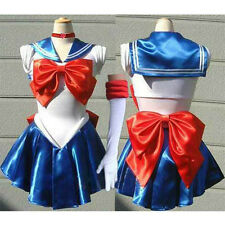 Sailor Moon Sailormoon Uniform Costume Cosplay Dress Anime Manga
