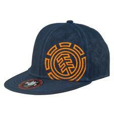 Element Crowns Sealed Cap Herren Hat grau/blau/orange