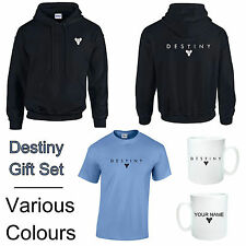 Destiny gaming gift set/ selection T-shirt, Hoodie & Mug Christmas/Birthday