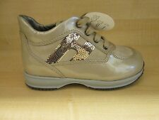 HOGAN scarpe JUNIOR HXT0920418061PC219 Interactive Paillettes Shoes 63835