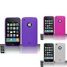 For Apple iPhone 3G/3Gs TPU Gel Skin Case Cover w/ Arygle