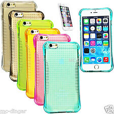 ULTRA SLIM RUBBER SOFT SILICONE GEL SKIN BUMPER CASE COVER FOR IPHONE 5 6 6PLUS