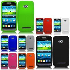 For Samsung Galaxy Victory 4G LTE L300(Sprint) Silicone Skin Cover Case