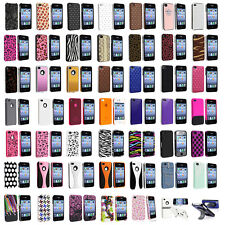 Design Color Hard Snap-On Skin Case Cover Accessory for iPhone 4 4G 4S