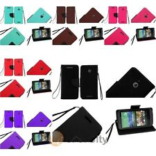 For HTC Desire 510 Cell Phone Case MyJacket PU Leather Wallet Pouch Flip Cover