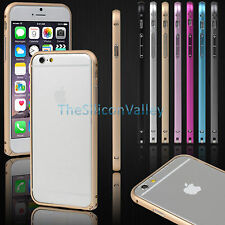 Aluminum Ultrathin Metal Case Bumper Cover Skin for Apple iPhone 6 4.7