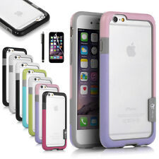 New Rugged Hybrid Shockproof Hard Bumper Soft Case Cover For Apple iPh