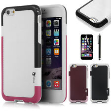 "For Apple iPhone 6 4.7"" Soft TPU Rubber Gel Ultra Thin Bumper Case Frame Cover"