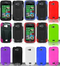 Quality Phone Cover T-STAND , SILICONE Case FOR Samsung ATIV Odyssey S