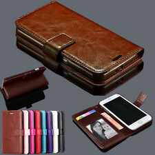 "PU Leather Flip Cover Credit Card Wallet Case Skin for 4.7"" iPhone 6,"