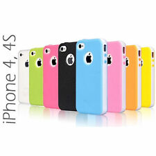 Hybrid TPU Bumper Case For Apple iPhone 4, 4S