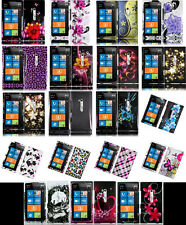 Nokia Lumia 900 , Hydra Eloko Ace (AT&T) Snap-On Phone Cover Case